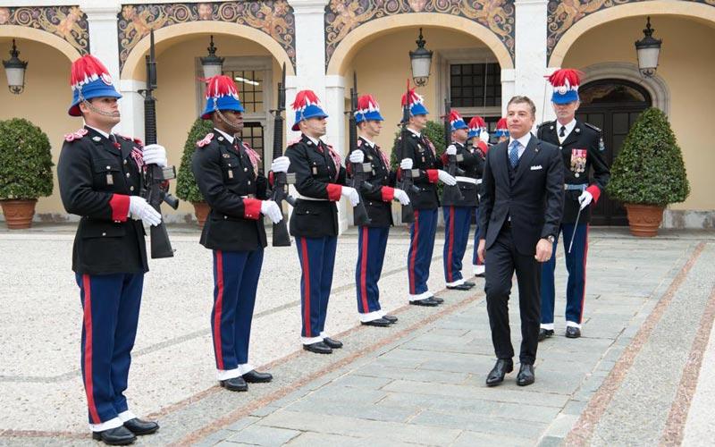 Darío Item zählt zu den neuen diplomatischen Vertretern in Monaco